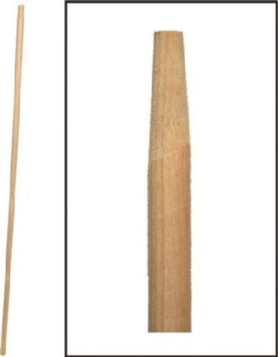 """Wood Pole With Tapered Tip, 15/16"""" x 60"""""""