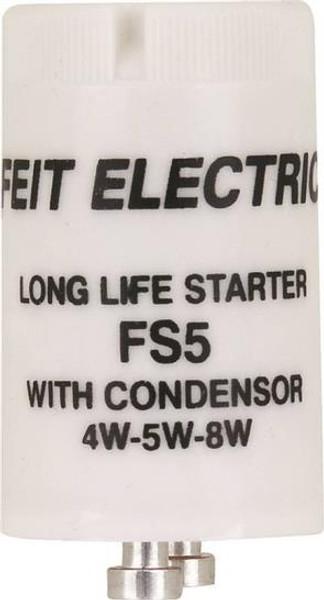 FS-5, 4/6/8 Watt Starter, 10 Pack