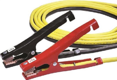 Booster Cable Set, 4 Ga, 16'