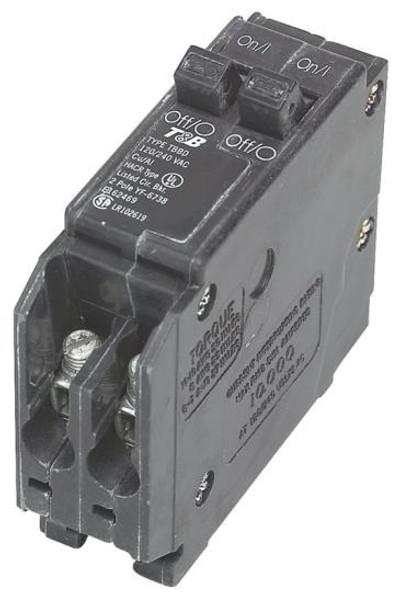 Siemens, Circuit Breaker, Q1515, 15 Amp, Twin