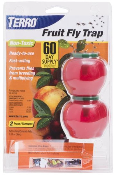 Fruit Fly Trap, 2 Pack