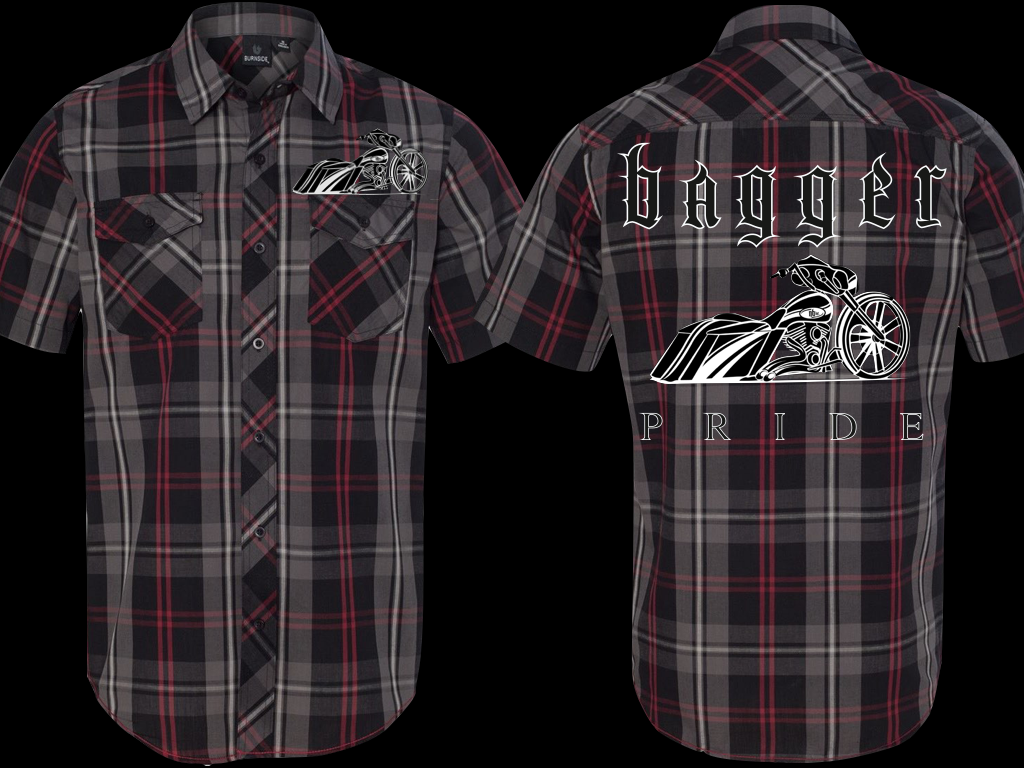 BAGGER PRIDE PLAID STREET EDITION