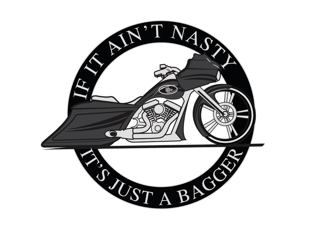 IF IT AINT NASTY ITS JUST A BAGGER ROAD EDITION