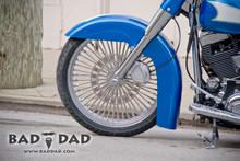 "BAD DAD 21-23"" MO' FL FRONT FENDER"