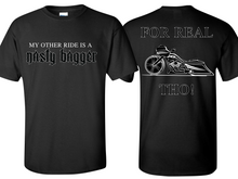 MY OTHER RIDE ROAD EDITION T-SHIRT