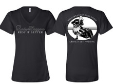 LADY BAGGERS WHATS BETTER T-SHIRT