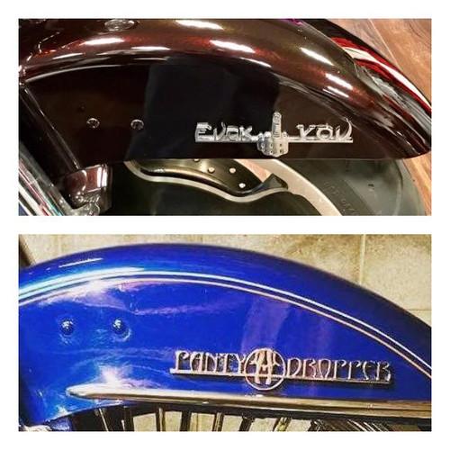 Design Your Own Fender Emblems