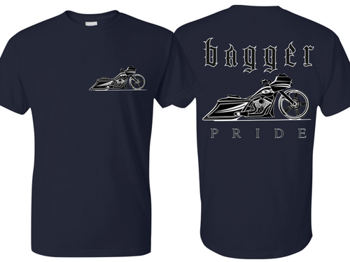 BAGGER PRIDE (Road Edition) T-SHIRT