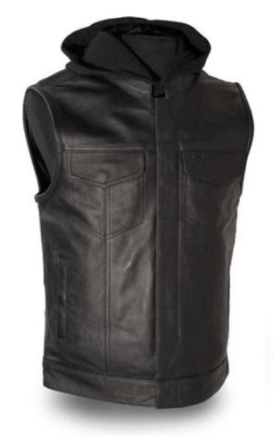 THE ASSASSIN LEATHER VEST
