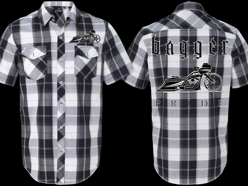 BAGGER PRIDE PLAID ROAD EDITION