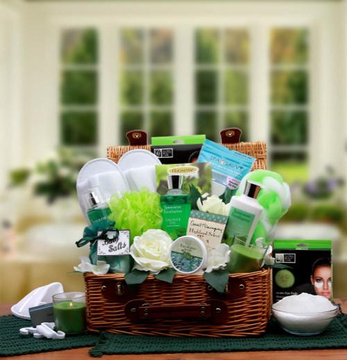 Eucalyptus Spa Gift Basket