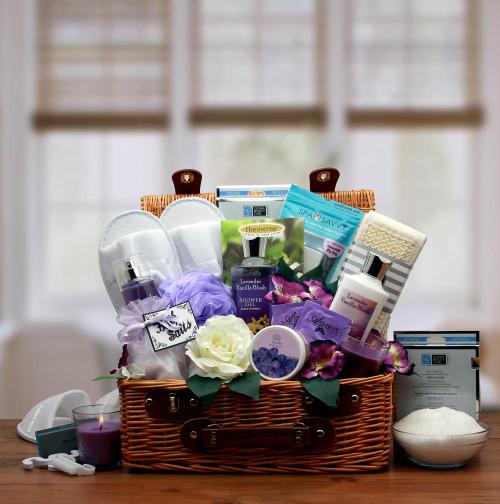 Lavender Spa Gift Hamper