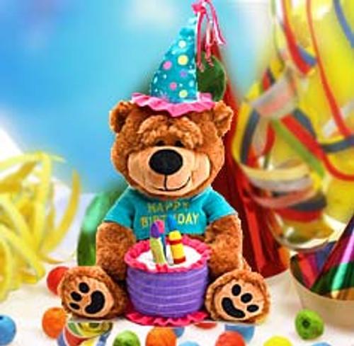 "Brownie The Happy Birthday Bear 15"""