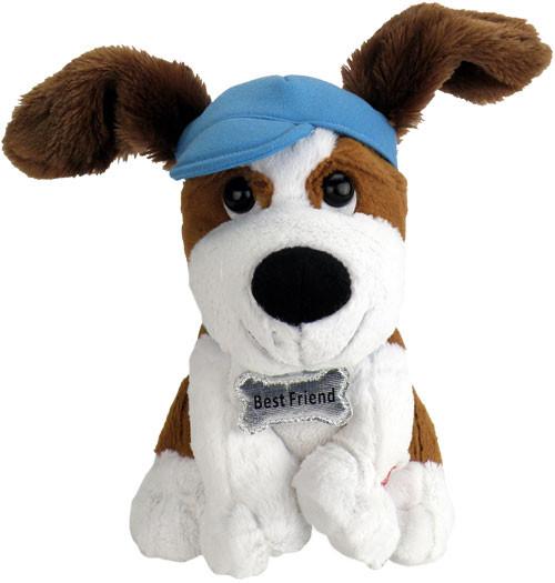 My Best Friend Plush Puppy