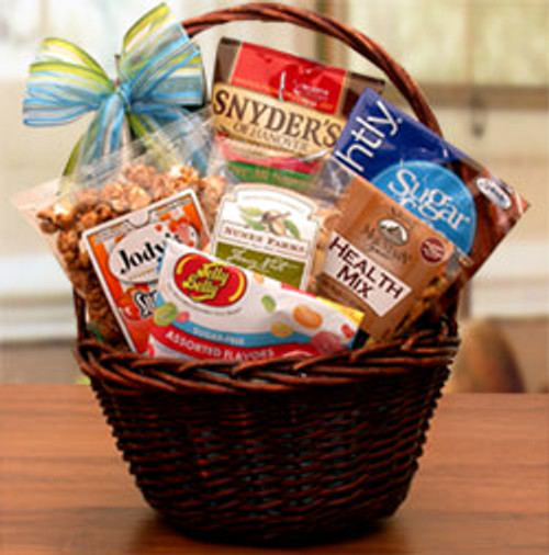 Mini Sugar Free Gift Basket