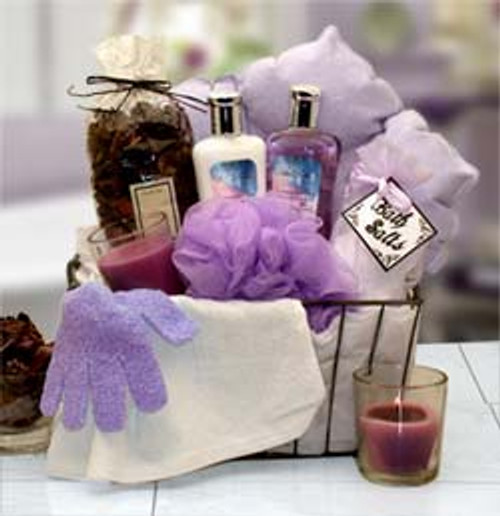 Bath & Body Spa Caddy
