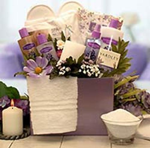 Spa Inspirations Bath & Body Gift Box