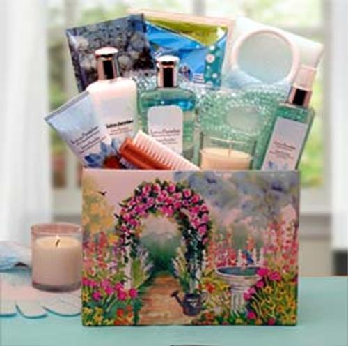 Lotus Botanicals Spa Gift Box