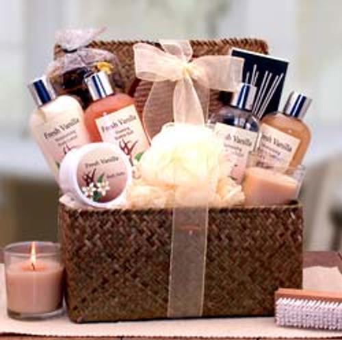 Blissful Relaxation Vanilla Gift Chest