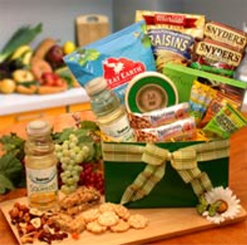 The Healthy Gourmet Gift Box
