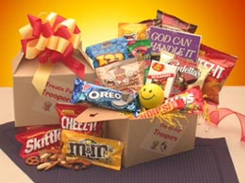 God Can Handle It Treats Care Package