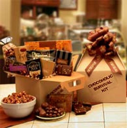 The Chocoholic's Survival Kit