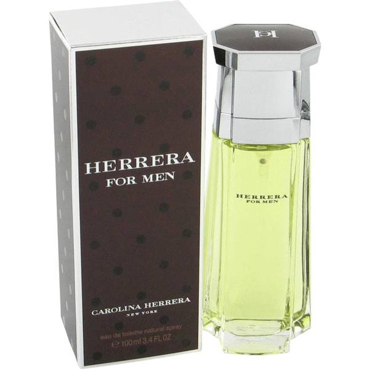 Carolina Herrera Cologne for Men by Carolina Herrera Edt Spray 6.7 oz