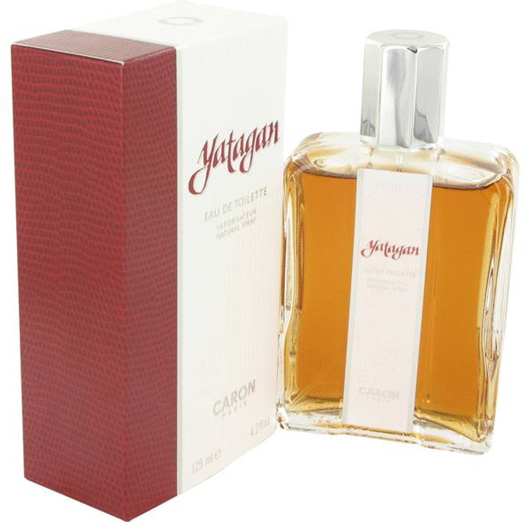 Yatagan Cologne for Men by Caron Edt Spray 4.2 oz