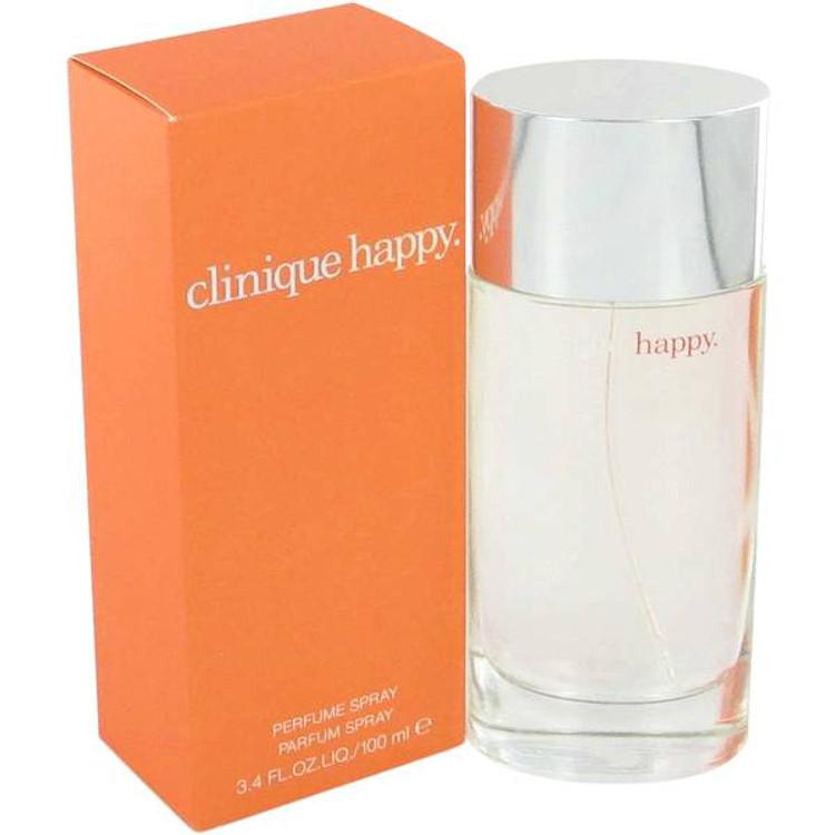 Happy Perfume Womens by Clinique Perfume Spray 3.4 oz