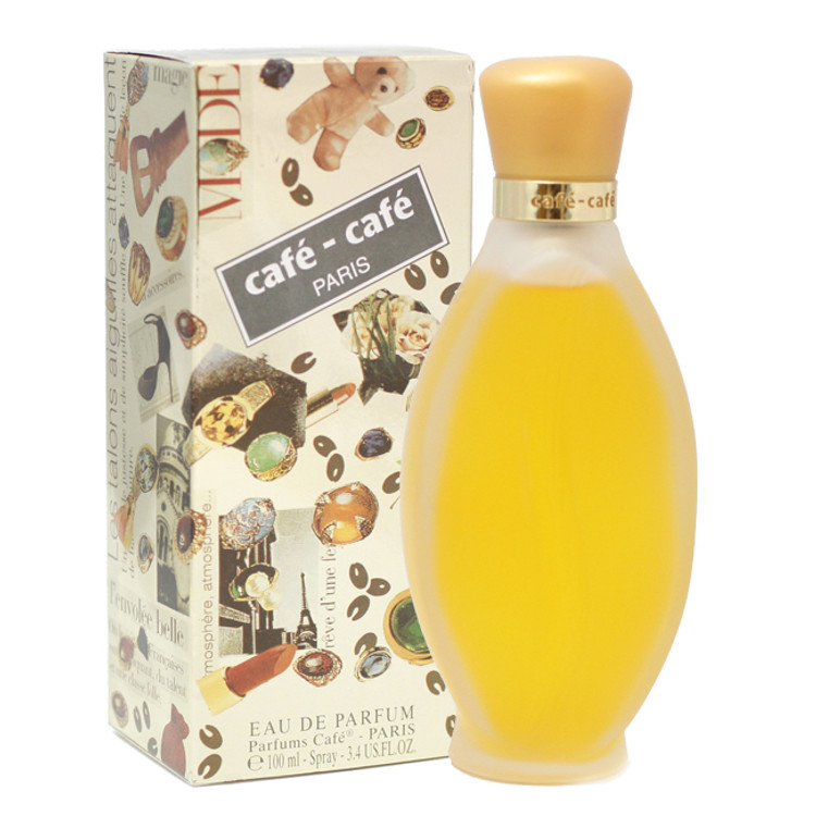 Caf?? Caf?? Perfume Womens by Cofinluxe Edp Spray 3.4 oz