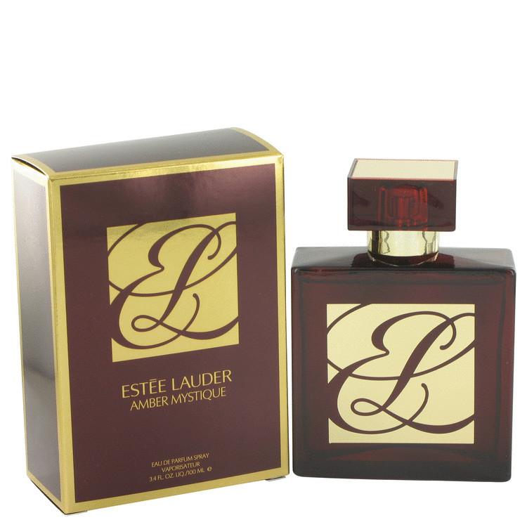 Amber Mystique Women Perfume by Estee Lauder Edp Spray 3.4 oz