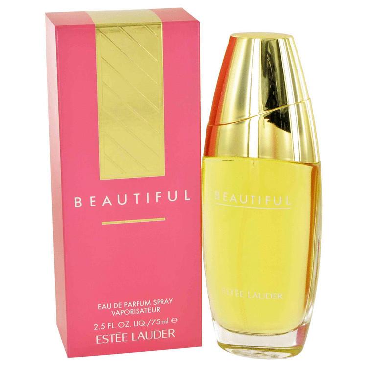 Beautiful Perfume Womens  by Estee Lauder Edp Spray 1.0 oz