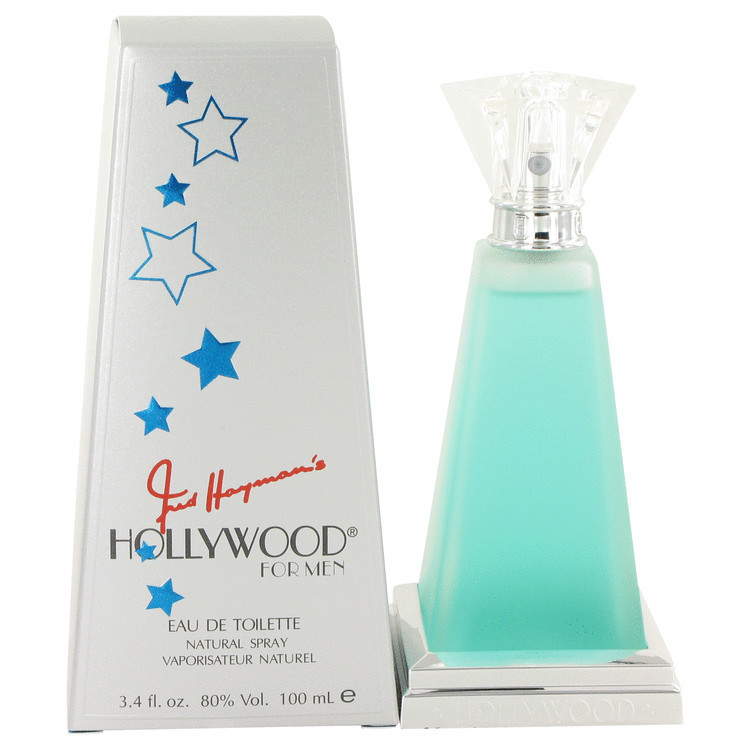 Hollywood Mens Cologne by Fred Hayman Edt Spray 3.4 oz