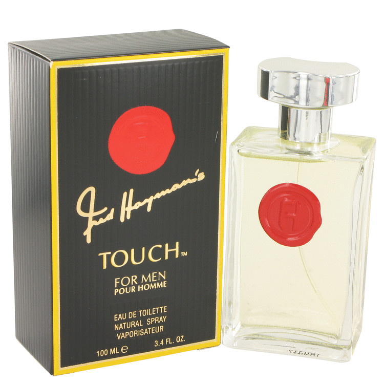 Touch Mens Cologne by Fred Hayman Edt Spray 3.4 oz