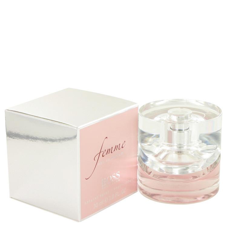 Boss Femme Perfume for Women by Hugo Boss Edp Spray 1.0 oz