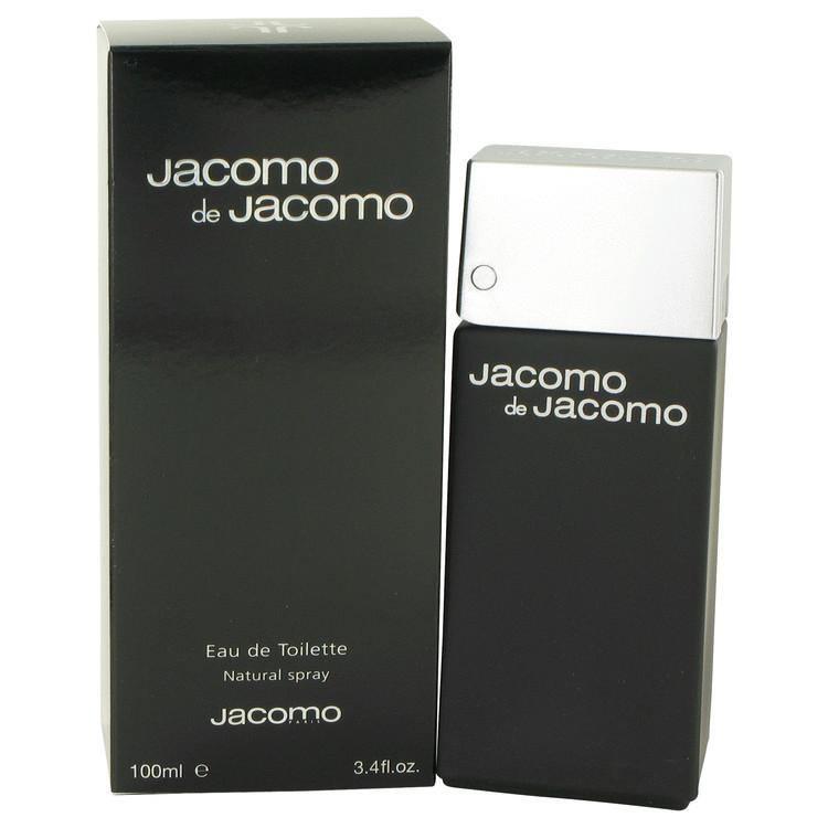 Jacomo De Jacomo for Mens Cologne by Jacomo Edt Spray 3.4 oz