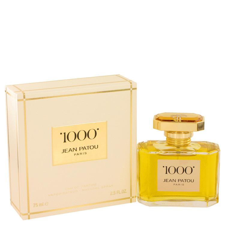 1000 Perfume by Jean Patou for Women Edp 2.5 oz