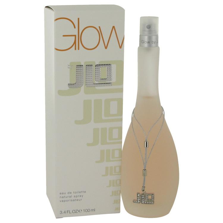 Glow Perfume for Women by Jennifer Lopez Edt Spray 3.4 oz
