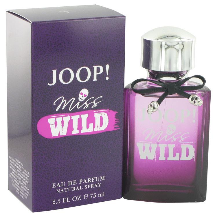 Joop Miss Wild Perfume for Women by Joop! Edp Spray 2.5 oz