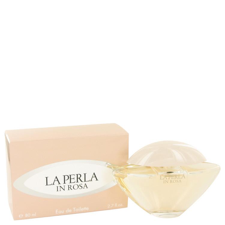 La Perla In Rosa Perfume for Women by La Perla Edt Spray 1.7 oz