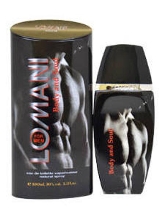 BODY & SOUL By Lomani For Men 3.3oz EDT SP