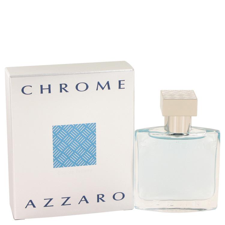 AZZARO CHROME By Loris Azzaro For Men 1.0oz EDT SP..