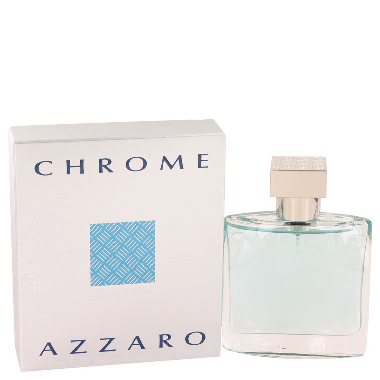 AZZARO CHROME By Loris Azzaro For Men 1.7oz EDT SP