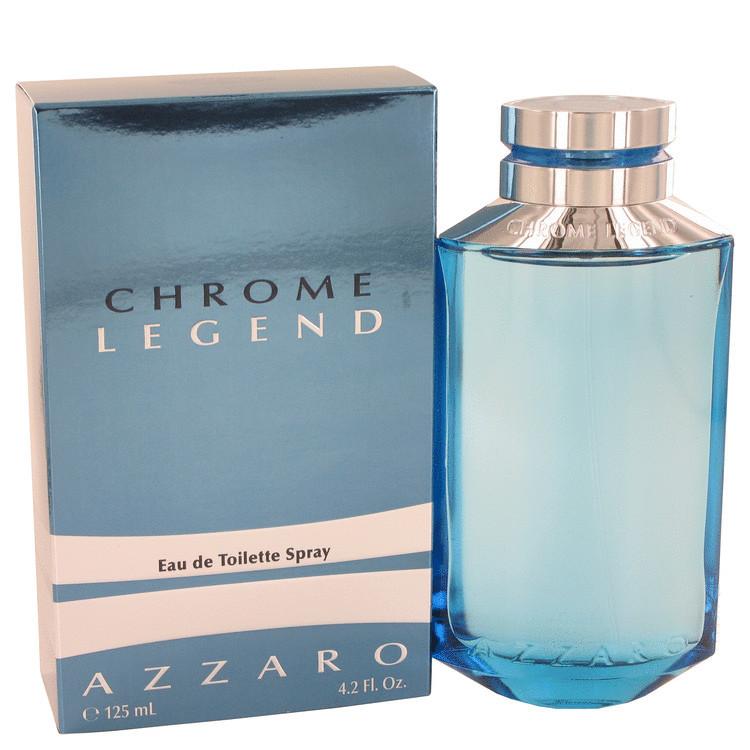 AZZARO CHROME LEGEND By Loris Azzaro For Men 4.2oz EDT SP