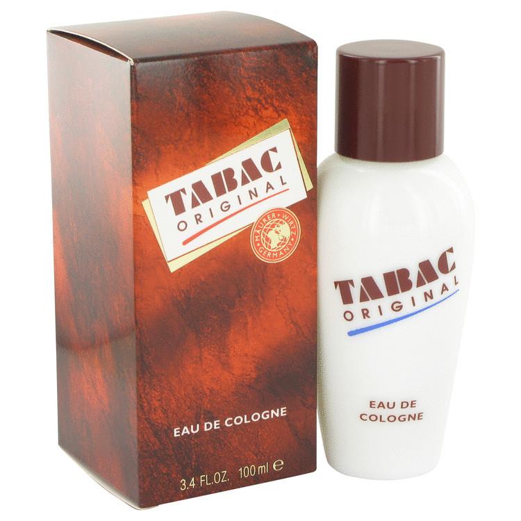 TABAC ORIGINAL Fragrance by Maurer & Wirtz For Men 3.4oz EDC SPL