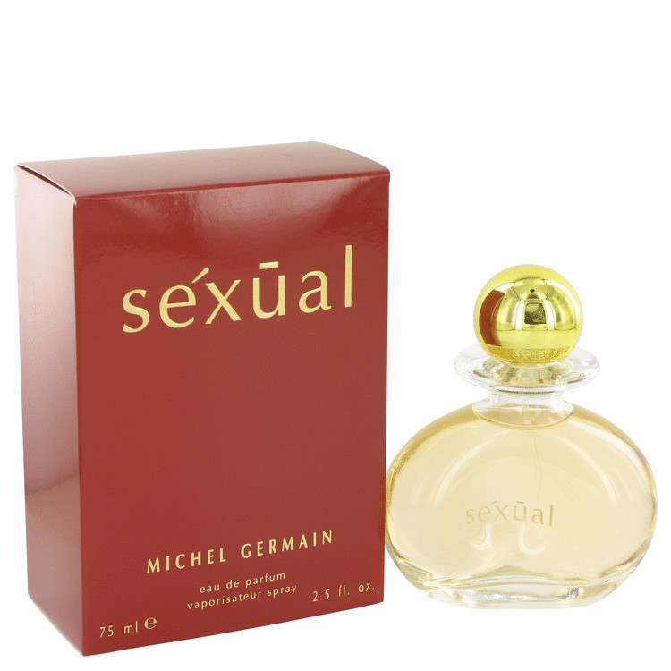 Sexual Eau de parfum Spray for Women by Michel Germain 2.5 oz