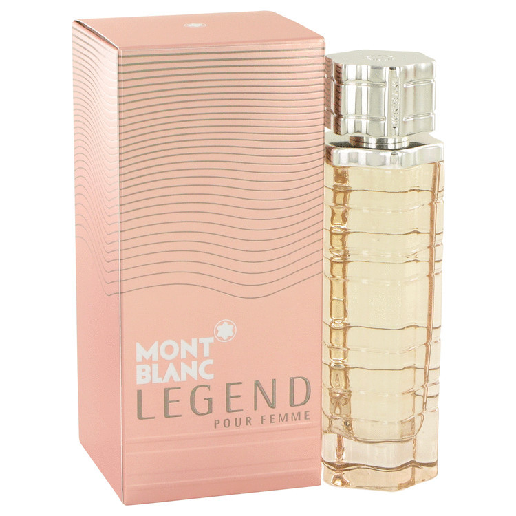 Legend Perfume by Mont Blanc for Women 1.7 oz Edp Spray