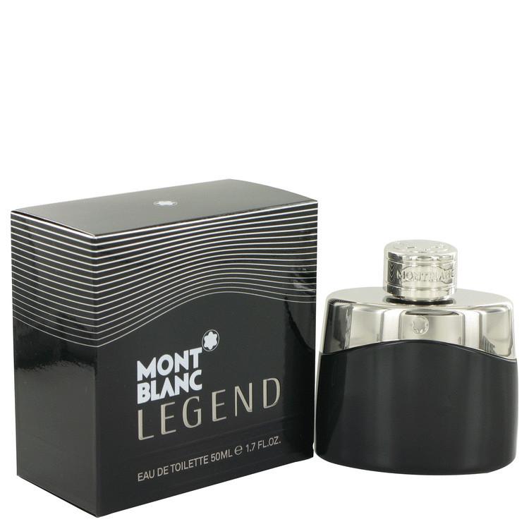 Montblanc Legend by Mont Blanc Eau De Toilette Spray 1.7 oz for Men