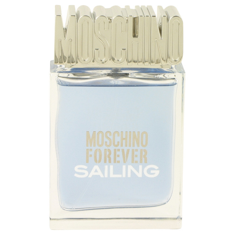 Moschino Forever Sailing by Moschino for Men - 1.7 oz EDT Spray