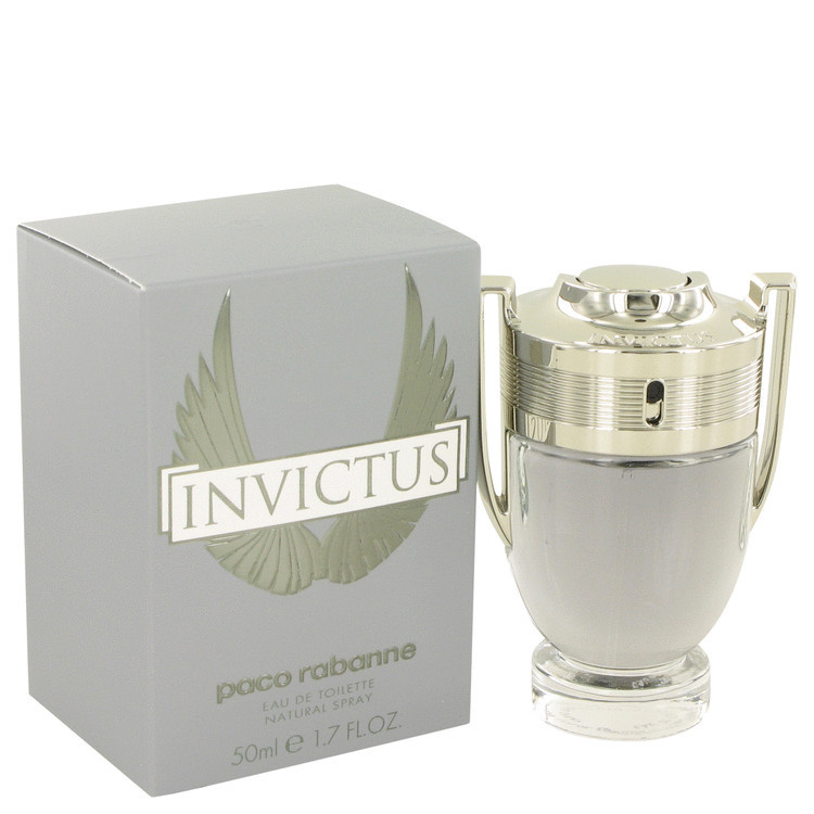 Invictus by Paco Rabanne for Men 1.7 oz EDT Spray